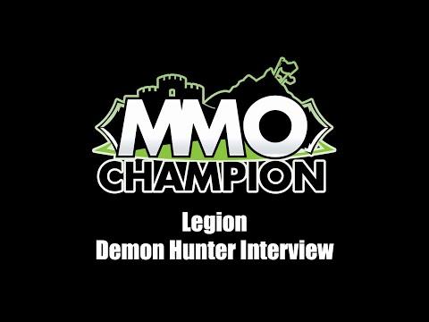 Legion - Demon Hunter Interview
