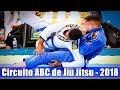 Jiu Jitsu - Faixa Azul - Circuito ABC de Jiu Jitsu - 2018.