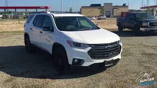 2019 Chevrolet Traverse Redline Edition Premiere