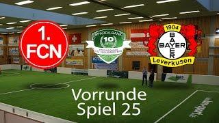 Spiel 25: 1. FC Nürnberg 2-1 Bayer 04 Leverkusen │U12 Hallenmasters TuS Traunreut 2017