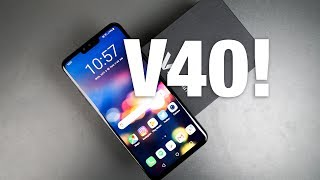 LG V40 ThinQ First Look + First 10 Things to Do!