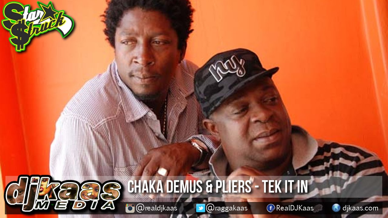 Chaka Demus & Pliers - Tease Me / Friday Evening