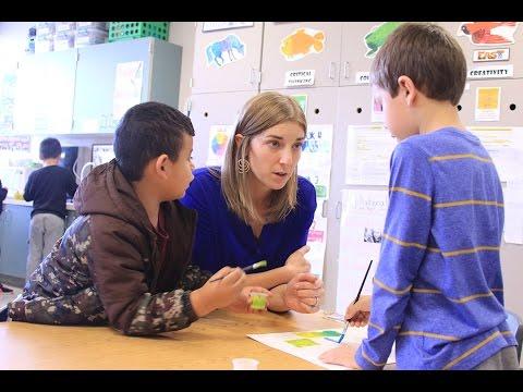 Meet Camille Jones, the 2017 Washington State Teacher of the Year