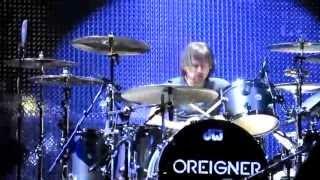 Foreigner Drum Solo Live in LA 2013