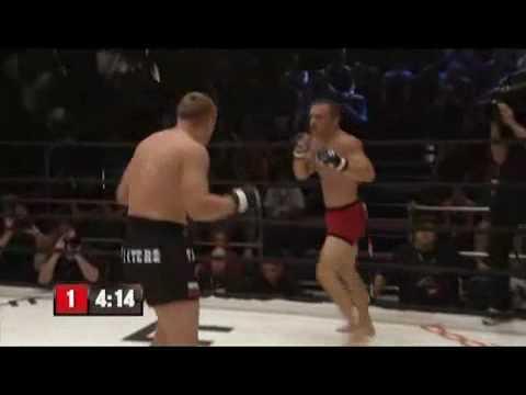 Alexander Shlemenko vs Scott Henze 230807 BodogFIGHT, Vancouver, Canada