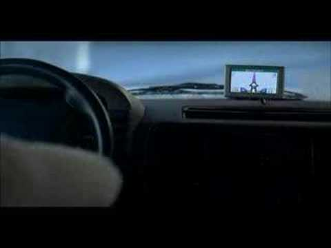 garmin xmas advert 2007