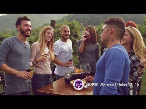 Santa Clara Valley Wineries Fall Passport Weekend