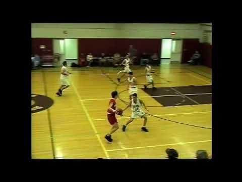 NCCS - Saranac Boys  2-15-03