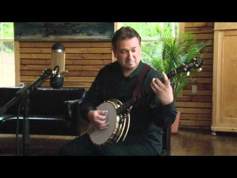 Jens Kruger plays Bach Cello Suite No. 1 on Banjo