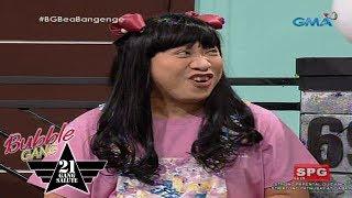 Bubble Gang: Bea Bangenge, the techie brat