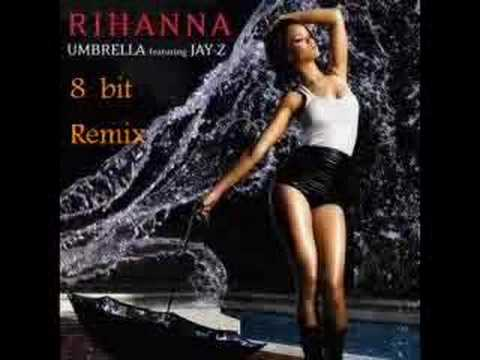 Rihanna - Umbrella (8 bit remix)