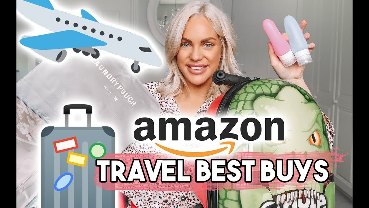 AMAZON TRAVEL MUST HAVES | AMAZON FAVOURITES FOR THE WHOLE FAMILY 2019