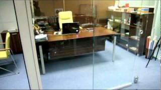 Офисные перегородки и мебель от ПП Муравейник.avi(Компания Муравейник представляет свою продукцию: - офисные перегородки - офисная мебель - стеклянные перег..., 2010-11-26T22:42:00.000Z)