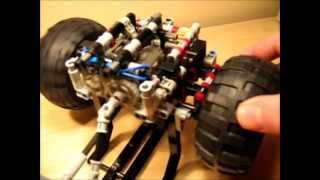 LEGO Ravsen Limited Slip Differential