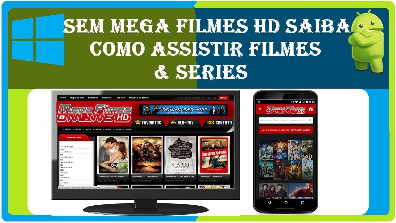 Substituto De Mega Filmes HD Series Filmes E Muito Mais