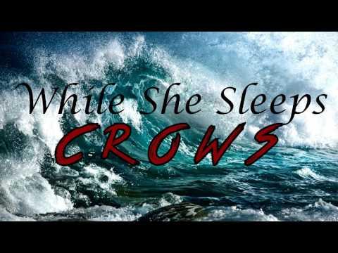 WHILE SHE SLEEPS - CROWS (INSTRUMENTAL KARAOKE)