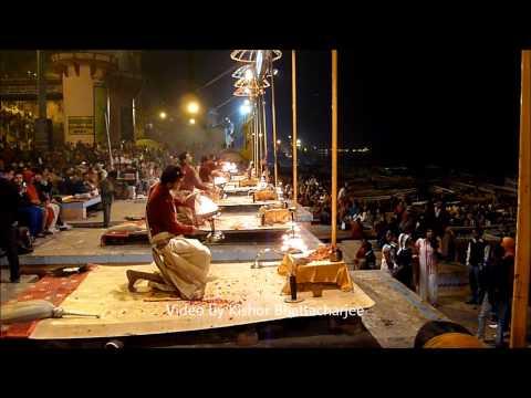 Ganga Aarti varanasi-2