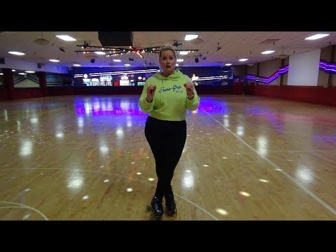 How To Jump On Roller Skates - Bunny Hop