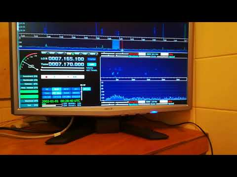 How to setup a RTL SDR with HDSDR and a FT-857 for a