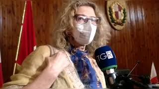 """Anna Rossomando a Vasto: """"Qui per raccogliere le istanze sul Tribunale"""""""