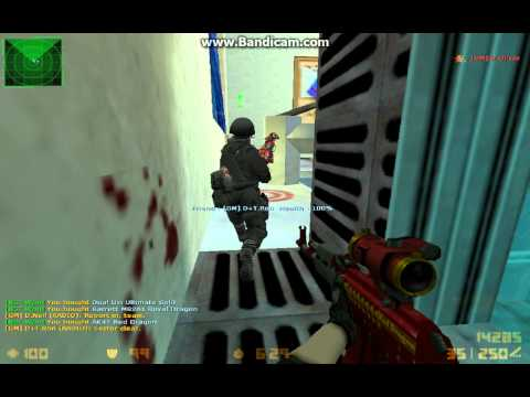 Counter Strike Xtreme V6 (Crossfire) with Weapon & Character Mods