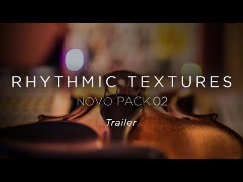 Heavyocity - Rhythmic Textures - Trailer