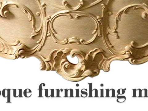 Simbiosi Design: baroque furniture clad in works of art