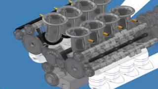 Autodesk Inventor Cosworth DFV