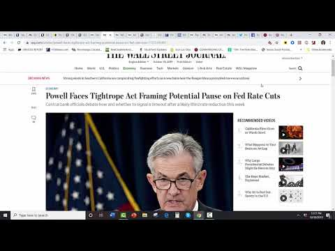 [SITREP] All Stop Until the Fed, Sell on the News? APEC Cancelled
