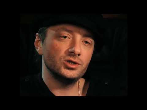 Глеб Самойлов (Агата Кристи) - кадры из фильма Эпилог, 2010 год