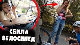 Таксист Русик. Девушка за рулем сбила велосепедиста