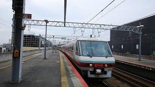 JR西日本 特急やくも22号 (381系運行) 超広角車窓 進行左側 出雲市・松江~米子~岡山
