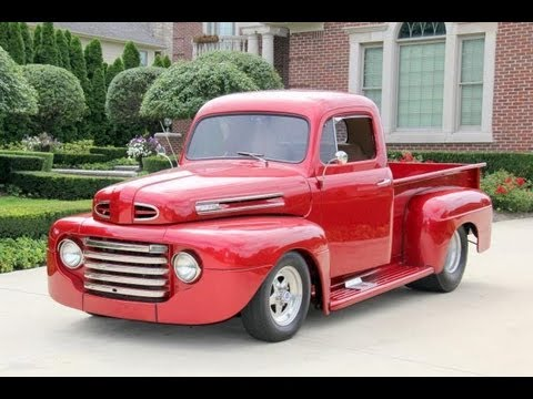1948 ford pickup classic muscle car for sale in mi for Classic motors for sale