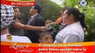 Caso Celia Lora: Laura de Todos Desenmascarando al Abogado Rata Alex Lora y Chela Lora