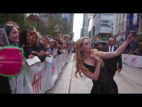 BEN IS  BACK: Kathryn Newton Red Carpet Premiere Arrivals TIFF 2018