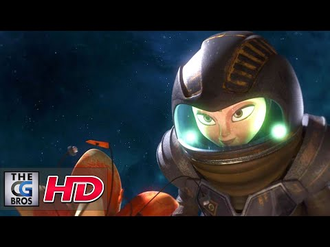 "CGI Animated Shorts HD: ""Orbitas"" - by PrimerFrame"