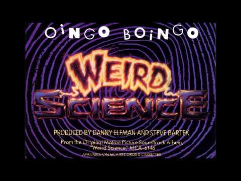 Oingo Boingo  Weird Science Weird Dub Bonus Beats