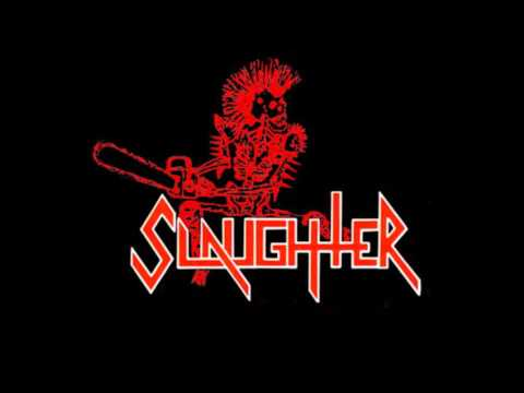 Slaughter - Paranormal (1988 Full Demo)