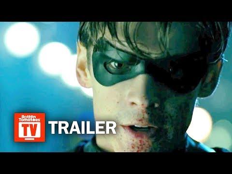 Titans Season 1 Comic-Con Trailer | Rotten Tomatoes TV