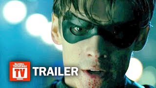 Titans Season 1 Comic-Con Trailer | Rotten Tomatoes TV