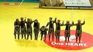 SMA HANG TUAH 2 SBY VS SMA MUHAMMADIYAH 2 SBY - DANCER