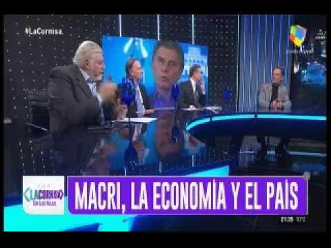 [La Cornisa] Entrevista a Adrián Werthein