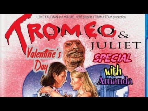 TROMEO & JULIET (Valentine TROMA Special) || Cutie Carnage Review