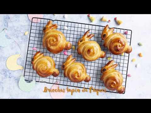 brioche-lapins-de-pâques---recette-facile-à-faire