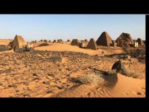 Sudan Has Around Forgotten 200 Pyramids  # Egypt