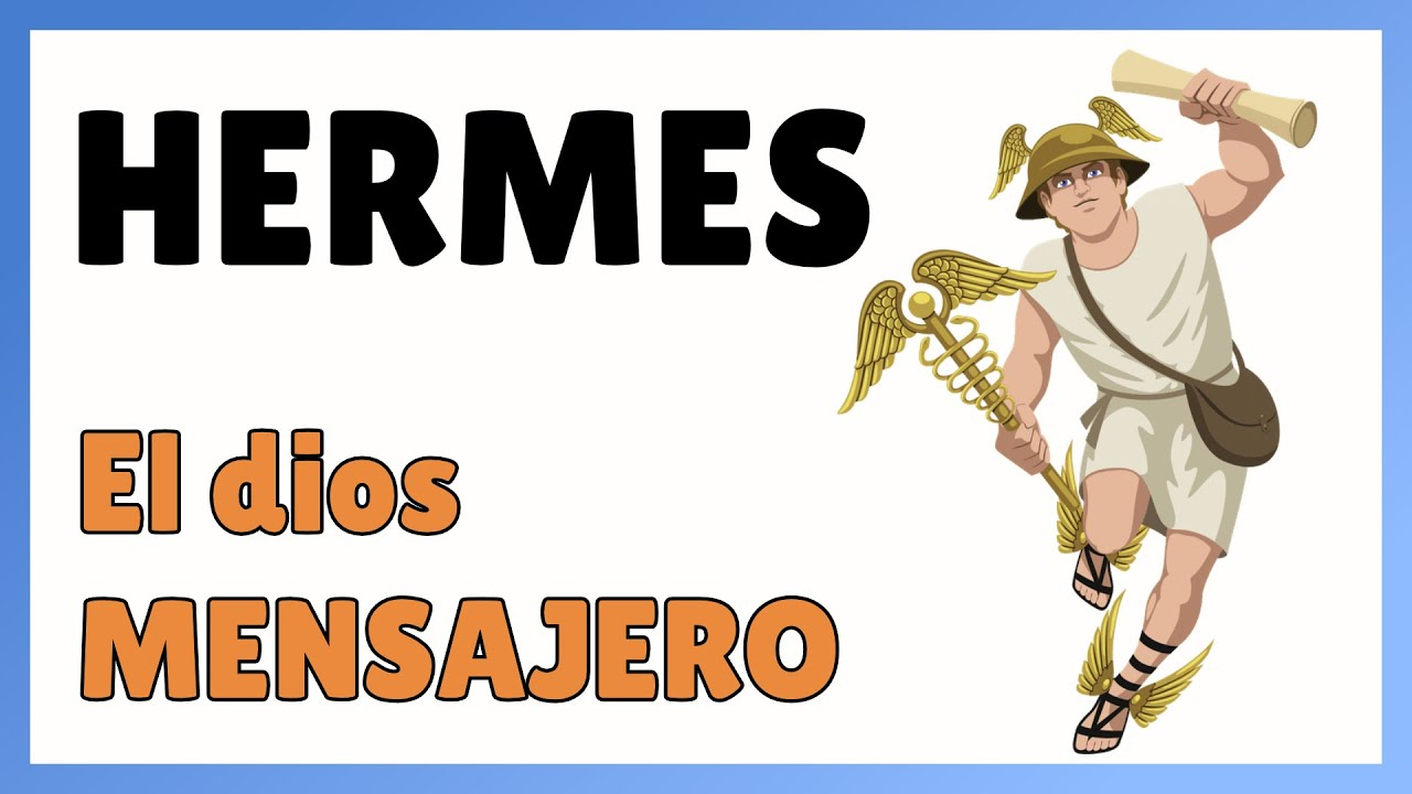 El Dios Hermes Mercurio Curso De Mitología Griega Y Romana