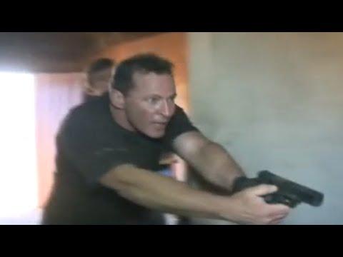 Israeli Commando Trains White South African Farmers In Self-Defense
