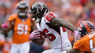 Tevin Coleman vs Broncos (NFL Week 5 - 2016) - 163 Yards + TD!   NFL Highlights HD