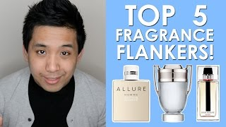 TOP 5 BEST FRAGRANCE FLANKERS! | CascadeScents