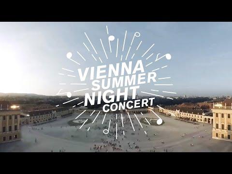 Vienna Summer Night Concert starring the Vienna Philharmonic - now in 360°